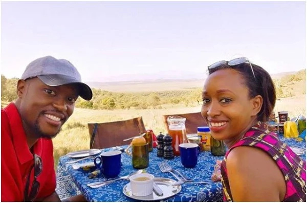 Janet Mbugua marks a PIVOTAL day in her life in MOVIE-LIKE fashion (PHOTOS)