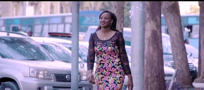 Kambua releases her new video which features Kanze Dena and Janet Kanini