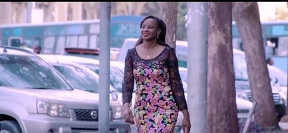 Popular Citizen TV anchor Kannze Dena sets tongues wagging after bursting out her super dance moves
