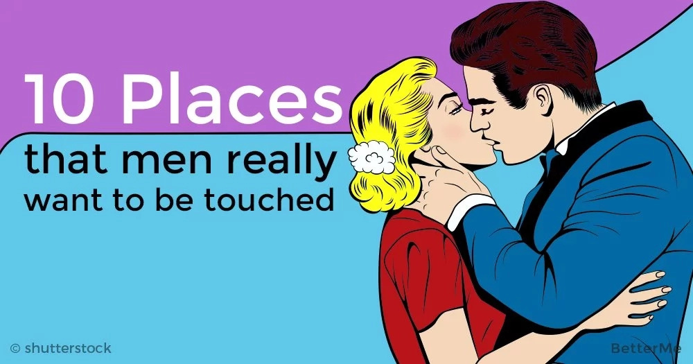 places men like to be touched