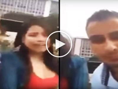 Heartbroken Indian men beat up and humiliate scared OFW for cheating on them