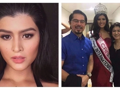 Beauty queen Mariel de Leon shares her honest thoughts about her bashers on social media: 'Those haters, I don't know them…'