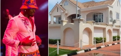 Diamond Platinumz buys yet another super expensive mansion; to act as WCB headquarters