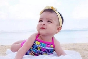 Baby Zia snags by Johnson's after Scarlet Snow becomes face of Belo Baby