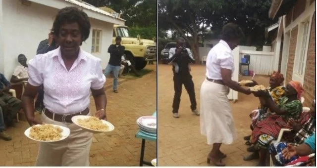 Charity Ngilu celebrates her win in unique fashion (photos)