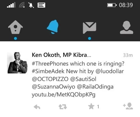 Raila given a hint by MP on which latest song to listen to