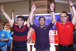 Duterte's PDP-Laban to enter 17th Congress strong