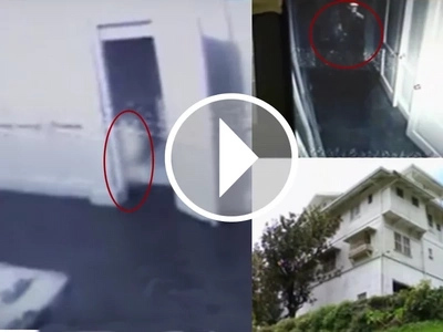 Scary! Mind-boggling CCTV footage inside Baguio Laperal House won't make you sleep