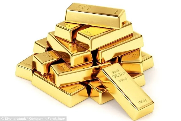 Ouch! Man arrested after smuggling 12 gold bars inside his 'BEHIND'