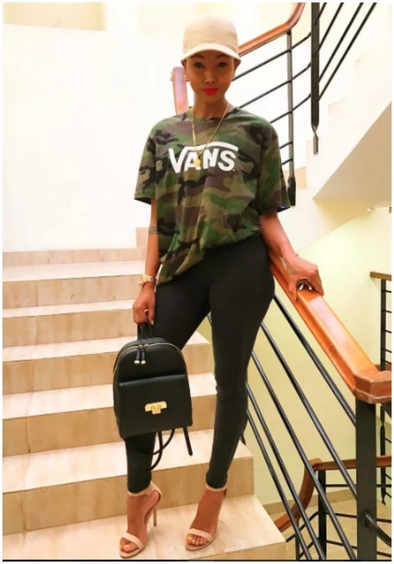 Huddah Monroe says she prays to never get married to a Nigerian man