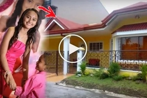 Natupad na pangarap! You can't help but gush over this newly-built house of 'Badjao Girl' Rita Gaviola! Check it out