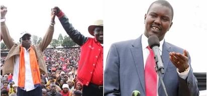 Rafiki mkuu wa Ruto na mwanachama wa Jubilee aunga mkono mgombeaji wa chama cha upinzani