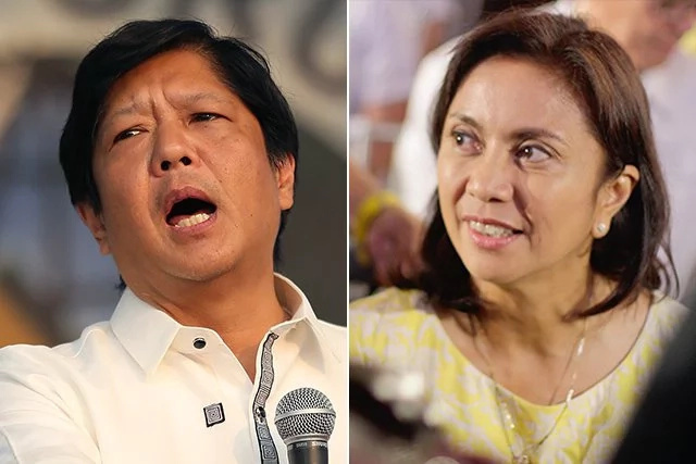 Robredo accuses Marcos of inciting 'people power'