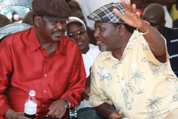 My brother Raila will kill me if he becomes president in August