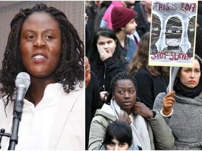 'Wakenya' ni wanafiki sana badala ya kujihurumia wanahurumia Libya – Winnie Odinga