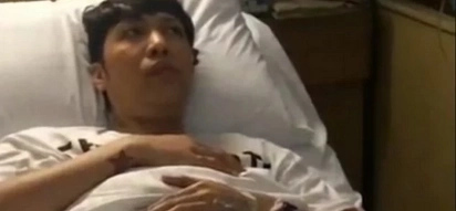 Horrified Vice Ganda rushed to the hospital after waking up with a blurry sight