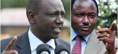 William Ruto na Kalonzo Musyoka wawakasirisha Wakenya