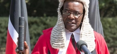 Kenya's Chief Justice David Maraga hailed as international Jurist of the Year 2017, details