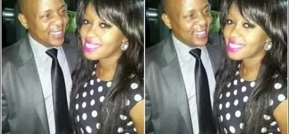 Citizen TV Lillian Muli's rich BAE speaks about their relationship for the first time ever