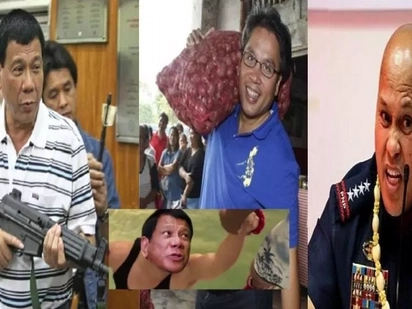 Creative Pinoy shares edited video of fight between Roxas, Bato and President Duterte