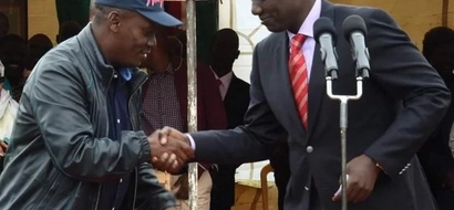 What Ruto told Kabogo over 2022 Central kenya support