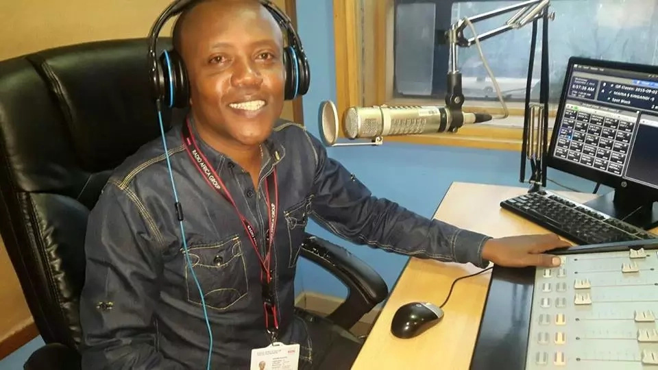 Maina Kageni EXPOSES Carol Radull secret on air