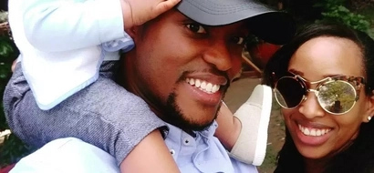 Janet Mbugua's hubby meets Uhuru and she can't stop GUSHING