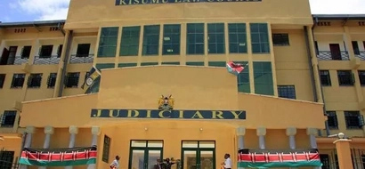Senior Siaya magistrate in court for robbery with violence