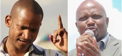 I have taken Moses Kuria home severally after he drank himself to sleep in a club - Babu Owino