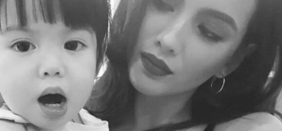 Does Ellen Adarna want to have a child now?