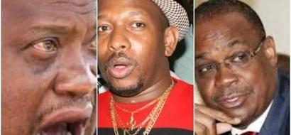Kidero and Sonko tie, latest poll shows