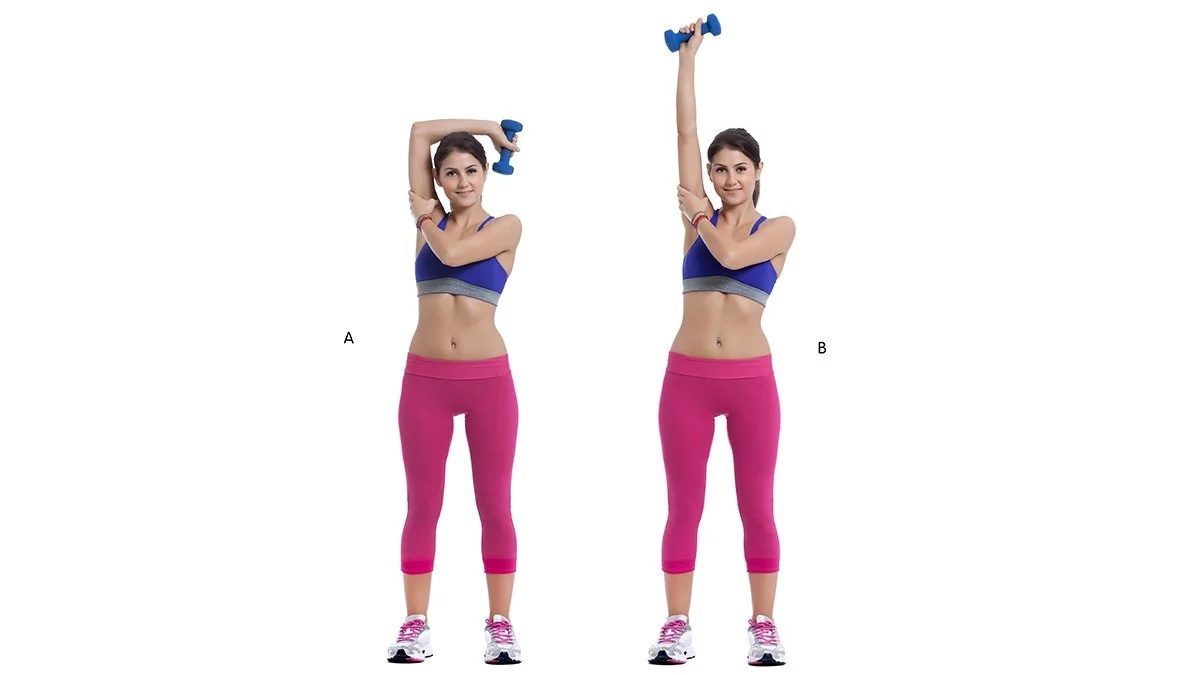 How to make your arms slim