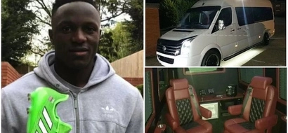Top of the range! See photos of Victor Wanyama's Ksh25 MILLION luxury car that will amaze you (photos)