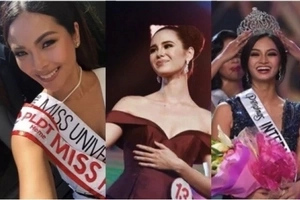 8 Gorgeous Pinays ready to conquer 2016 International beauty pageants