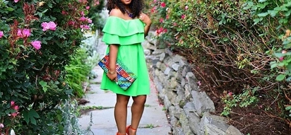 Ankara shoes and bags. Best designs 2017 with photos