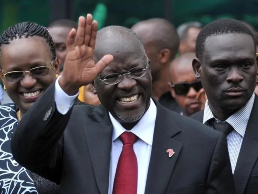 That moment John Magufuli openly told Uhuru the biggest problem with Kenya (video)