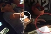 Disgusting Pinoy pervert in tricycle caught on camera taking video under student's skirt
