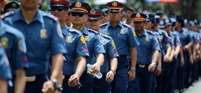 PNP conducts drug test, 9 cops positive