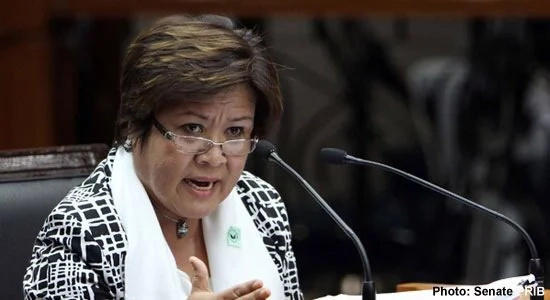 De lima willing 'to be shot' if proven guilty