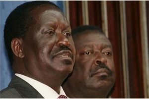 You are losing your supporters by party hopping, Mudavadi warned