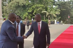 Was a helicopter ride all it took DP Ruto to poach this Senator from CORD? Details