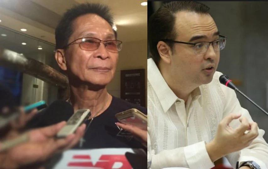 Panelo, Cayetano defends Duterte against UN chief