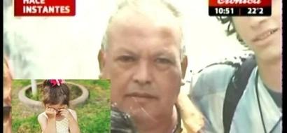 4 ladrones asesinaron a un anciano ante las lágrimas de su nieta