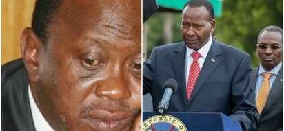 This is what Uhuru Kenyatta will miss the most about the late Joseph Nkaissery