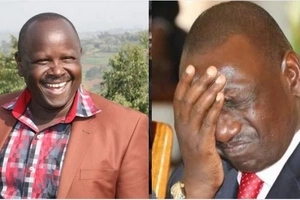 We only recognise NASA and Isaac Ruto - Bomet residents tell Uhuru and Ruto (video)