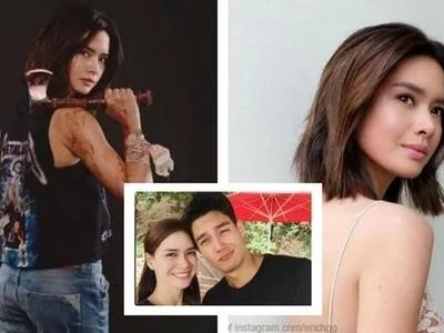 Erich Gonzales, nagkuwento kung paano mag-move on. Ang dating broken-hearted, ngayon ay blooming star na!