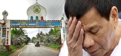 Pinuntirya security ni Digong! IED blast injures 9 of Duterte's security forces in Marawi
