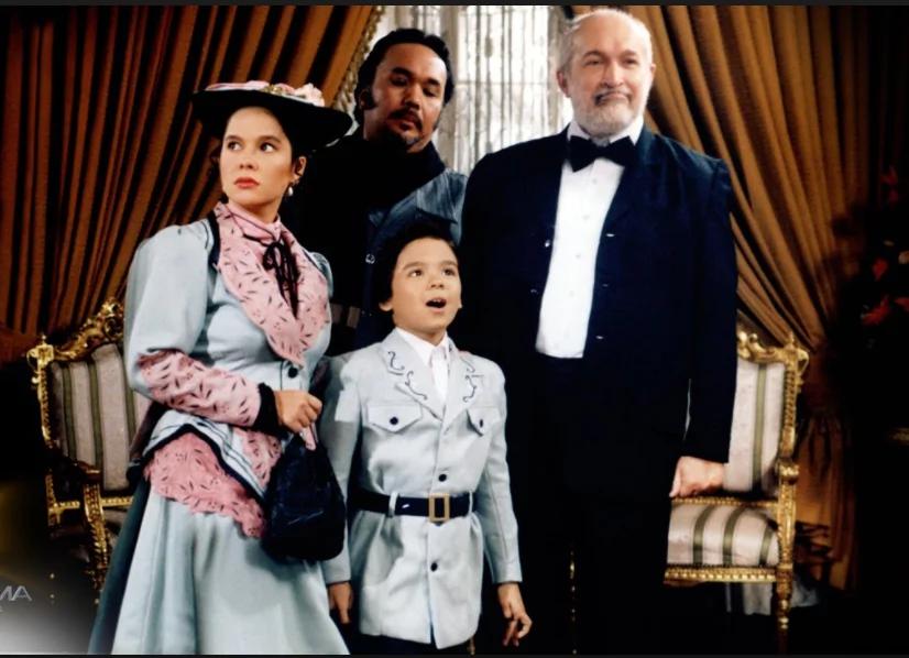 Cast of 1996 movie 'Cedie' reunite