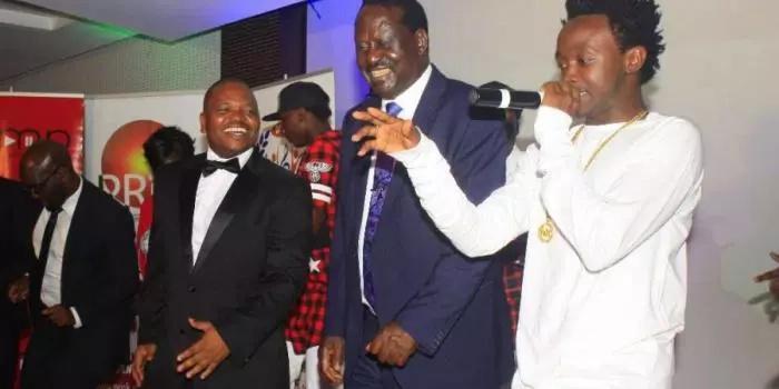 Nani mkali katika kusakata ngoma na bahati: Uhuru ama Raila?