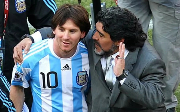 President, Maradona want Messi to reconsider decision